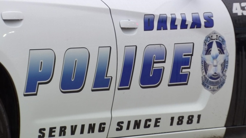 Dallas Police Cruiser