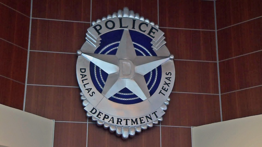 Dallas Police DPD logo