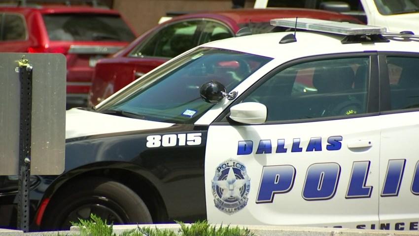 Dallas police cruiser 080919