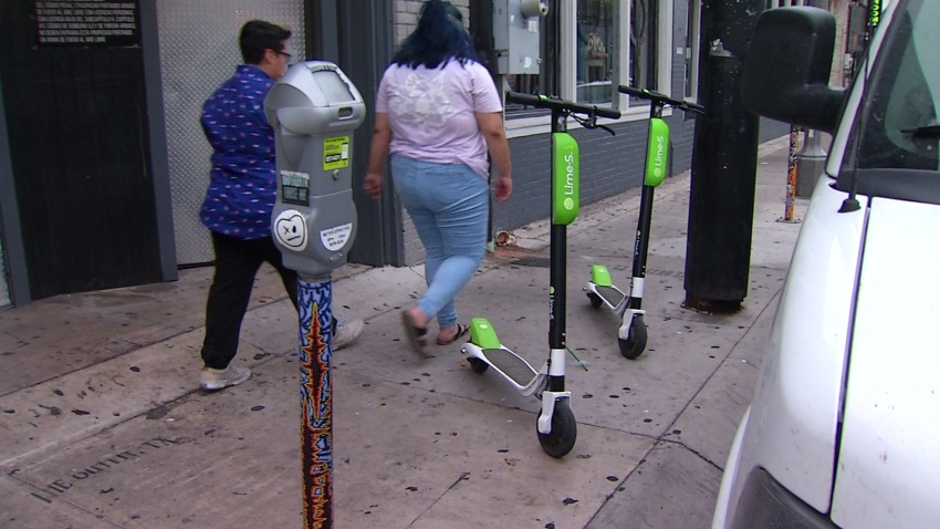 Dallas Police Offer Scooter Safety Recommendations as City Considers Ordinance Revisions