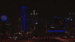 Dallas-skyline-in-blue
