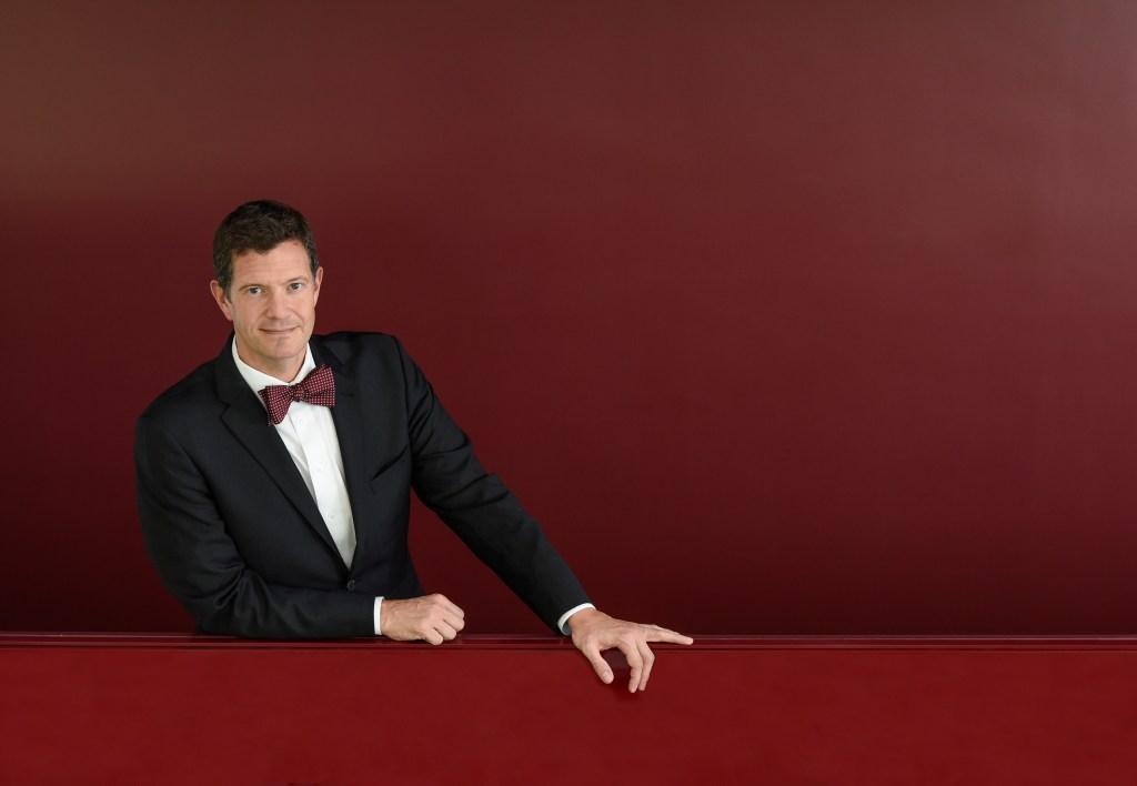 Ian Derrer, The Dallas Opera's general director and CEO