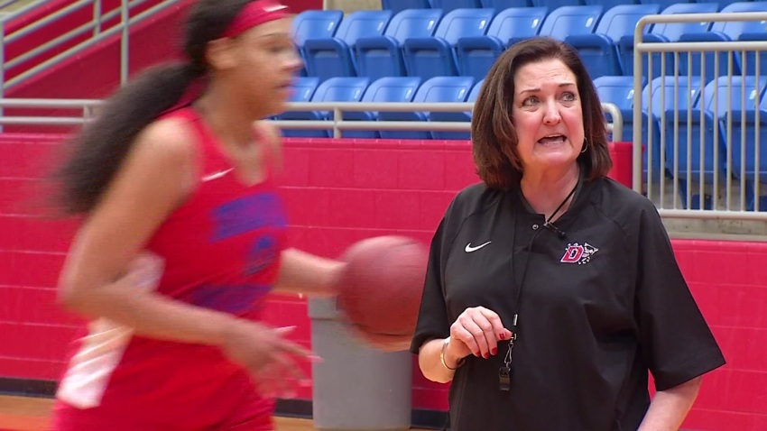 Duncanville Girls Basketball Coach Cathy Self-Morgan