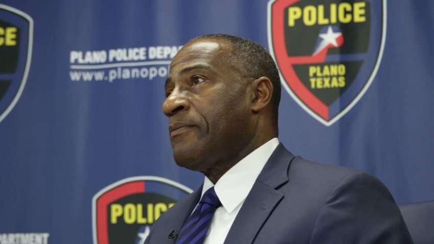 New Plano Police Chief Makes History