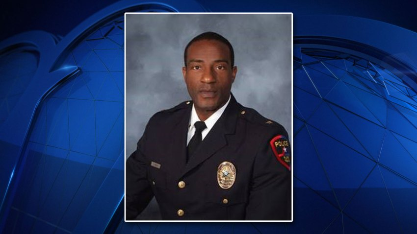 New Plano Police Chief Ed Drain
