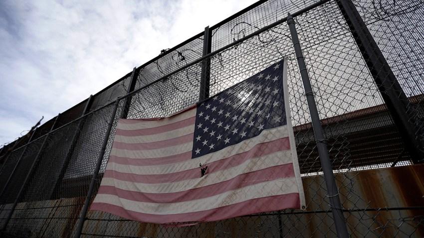 Election 2020 O'Rourke Border Wall