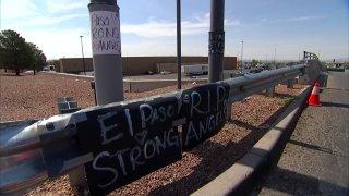El Paso Strong banner