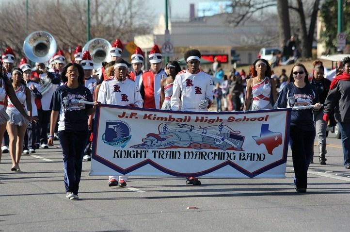 Elite News MLK Parade 2013