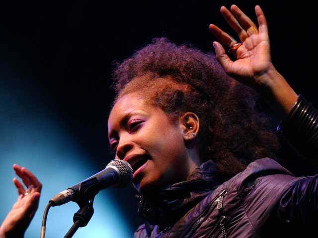 Erykah Badu Charged After Window Seat Nudity Complaint