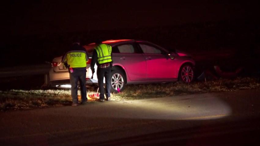 Fatal Crash Closes Eastbound Lanes of I-30 in Fort Worth