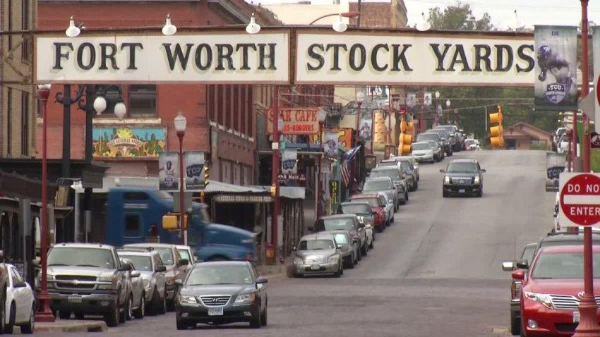 Fort Worth Stockyards
