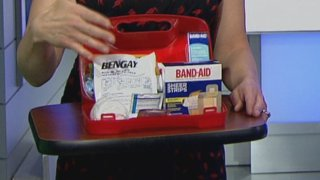 First Aid Kit Generic