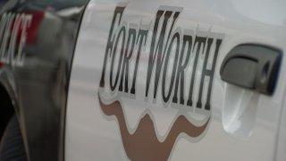 Fort Worth Police Car 1