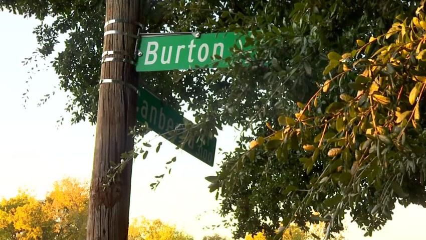 Fort Worth Shooting Burton Ave