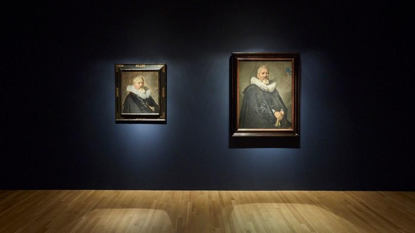 Frans Hals Detecting a Decade