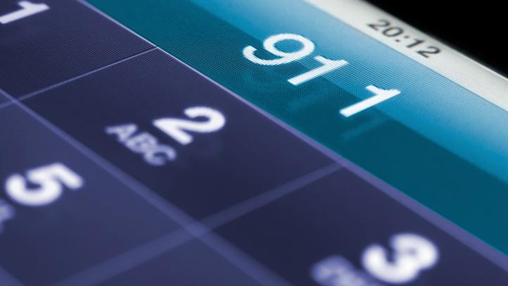 Generic 911 smart phone