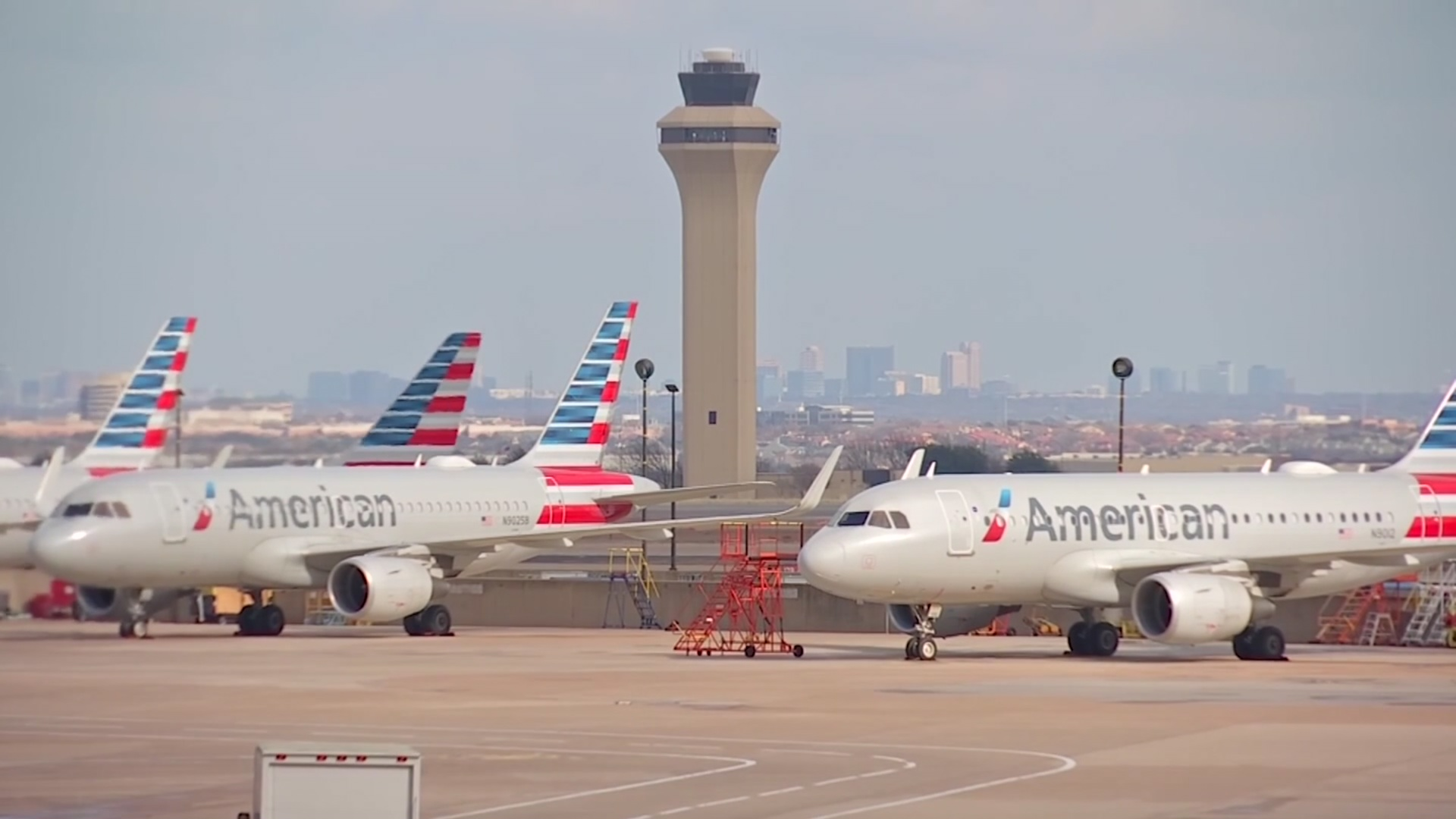 nbcdfw.com - Jack Highberger - Airline Industry Facing Massive Layoffs; Fort Worth Based American Airlines Set to Cut 19,000 Jobs
