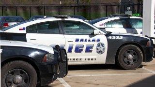 Dallas Police Cruiser