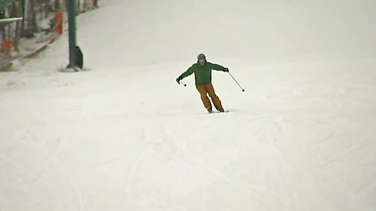 Generic Skiing Generic Skier Stowe Mountain Resort 112515