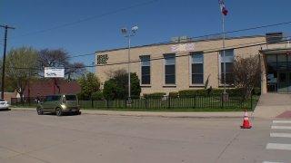 George Peabody Elementary School Dallas