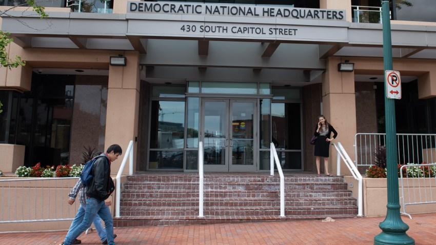 Democratic National Committee headquarters in Washington