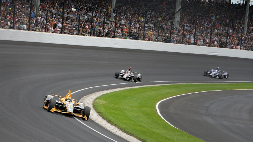 Indycar is coming back