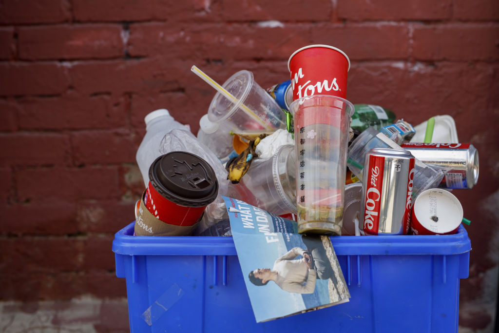 Recycling Push by Beverage Companies Starts in North Texas