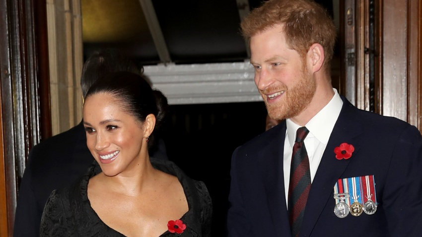 prince harry meghan markle observe remembrance day in la nbc 5 dallas fort worth https www nbcdfw com entertainment entertainment news prince harry meghan markle observe remembrance day in la 2475060