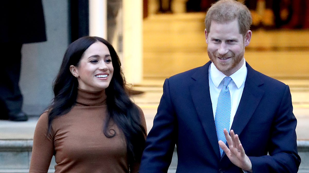 Questions of Racism Linger as Harry, Meghan Step Back