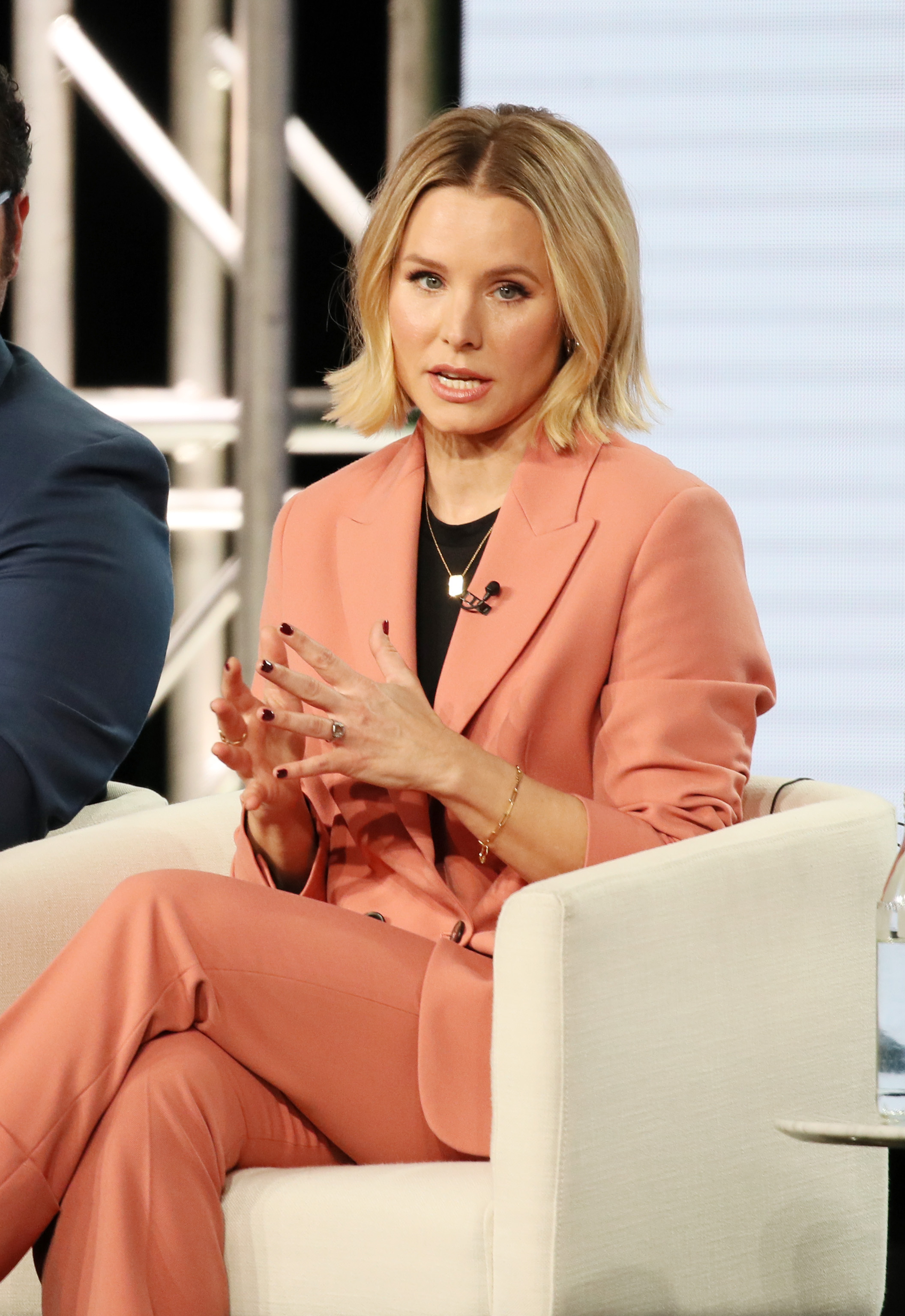 Kristen Bell Explains Why Her 5-Year-Old Daughter Is Still in Diapers