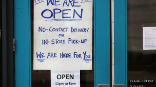restaurant takeout no-contact delivery