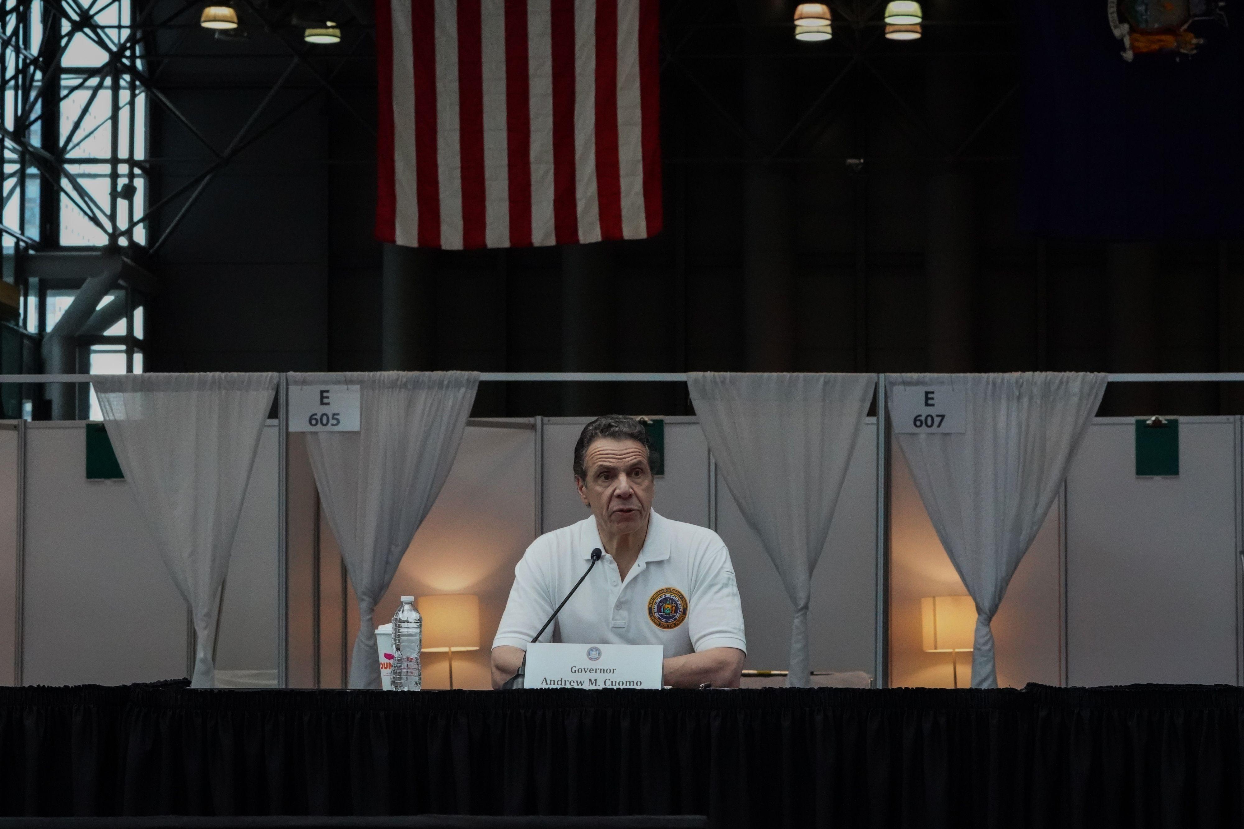 Full Transcript: NY Gov. Cuomo's Rallying Cry to 'Kick Coronavirus Ass'