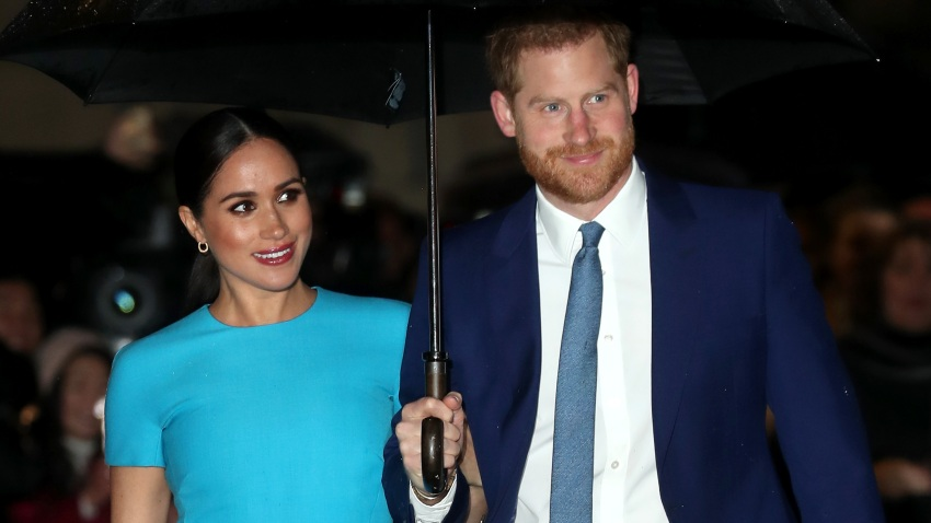 Download Duke And Duchess Of Sussex California Home
