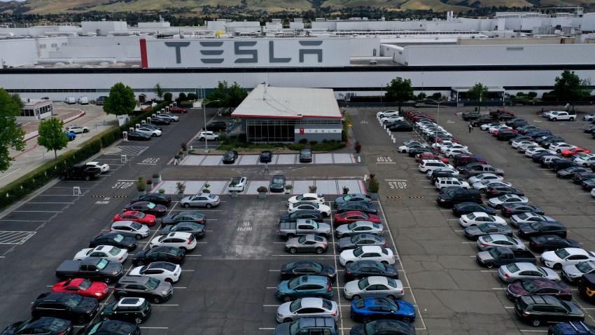 Tesla Fremont Factory