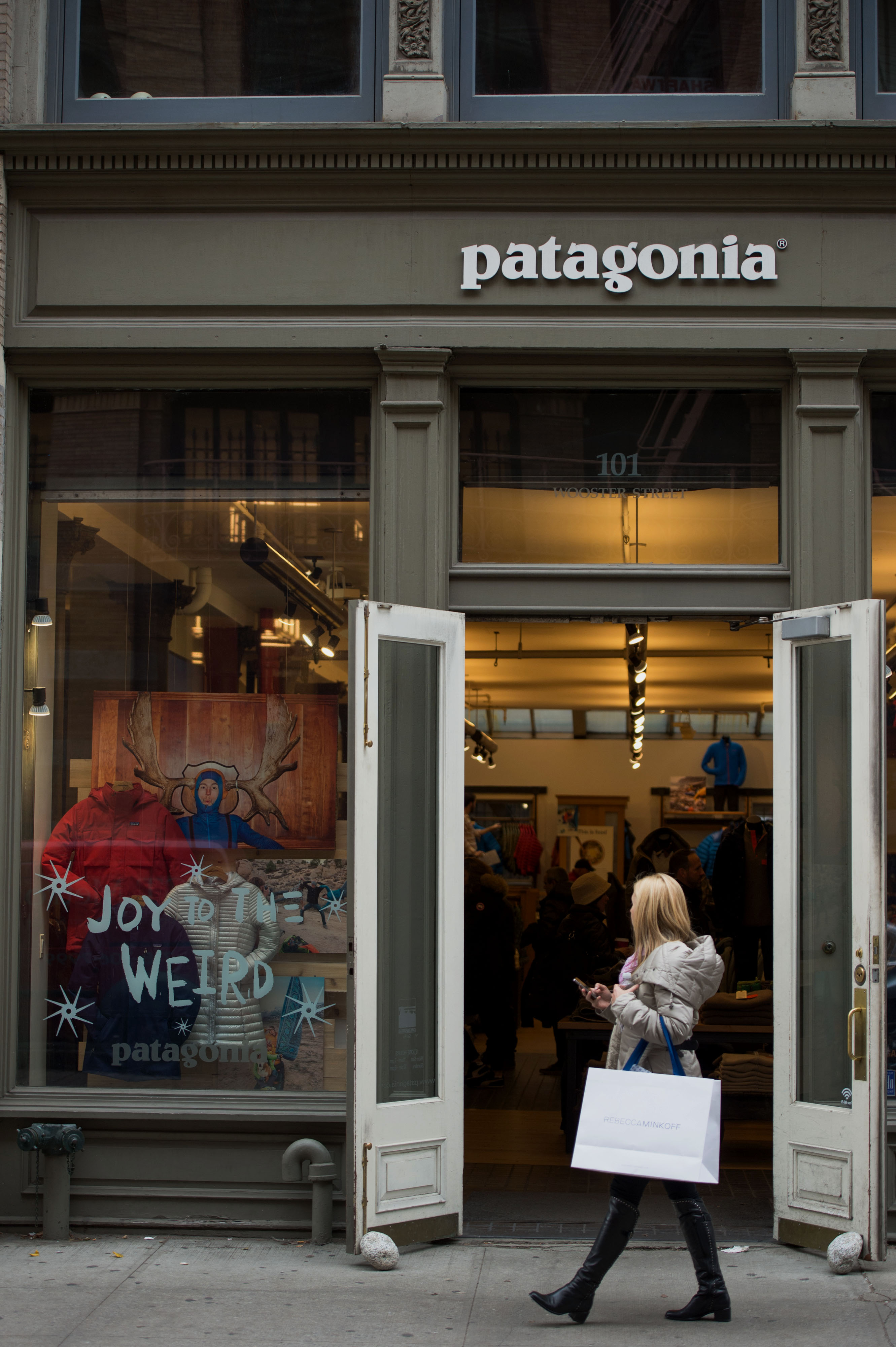 Patagonia Joins Growing List of Companies Boycotting Facebook Ads