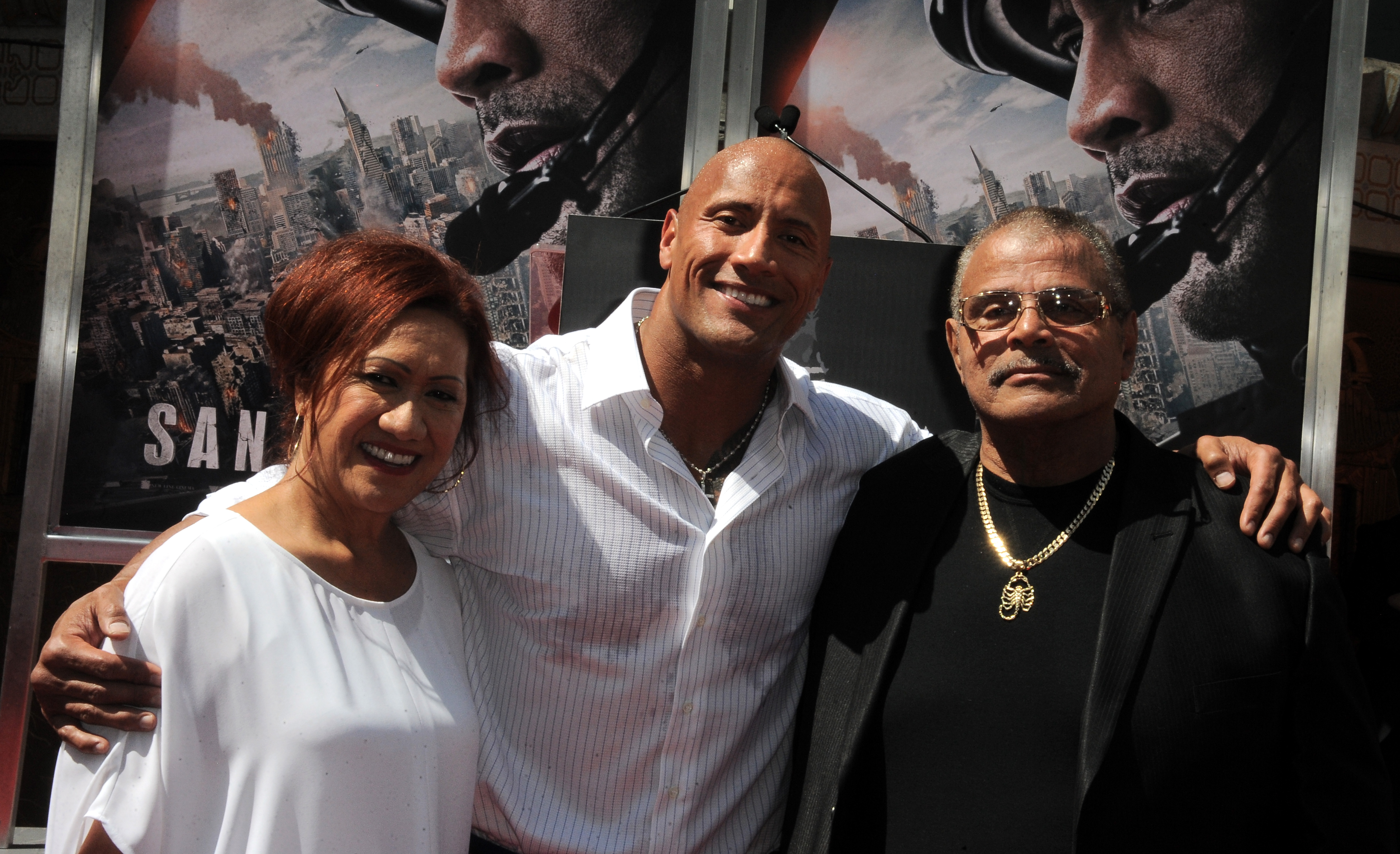 Dwayne Johnson Mourns Death of Dad Rocky in Touching Tribute