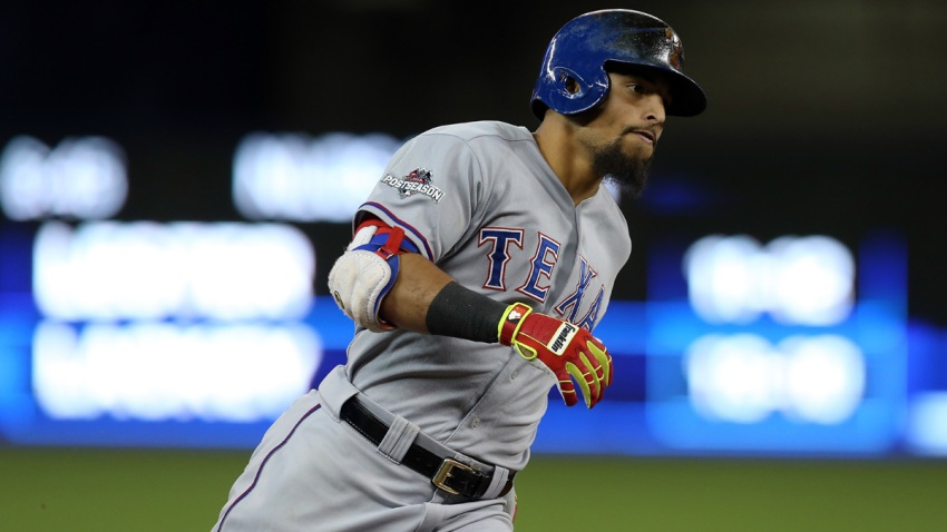 Odor Round Bases Homer 7th Inning
