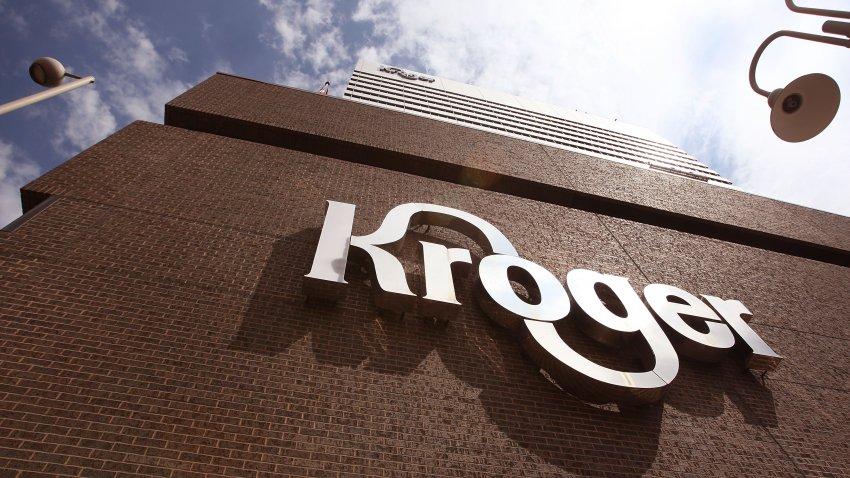 Kroger sign