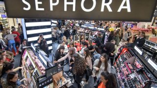Sephora Opening at Kaufhof Beauty World on October 19, 2017 in Duesseldorf, Germany.