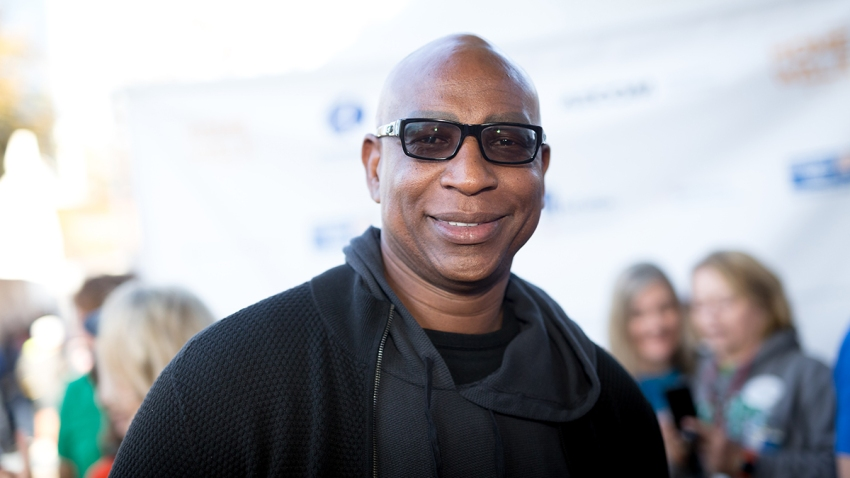 NFL Hall of Famer Eric Dickerson.