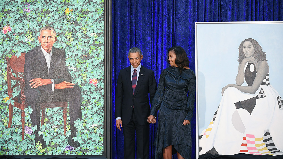 The Smithsonian's Obama Portraits Are Going on Tour