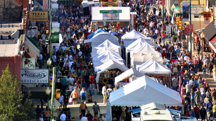Grapevine Main Street Fest Canceled