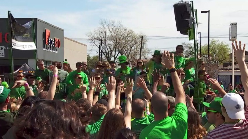St. Patrick's Parade & Festival on Greenville Avenue in Dallas Canceled Due to Coronavirus Pandemic