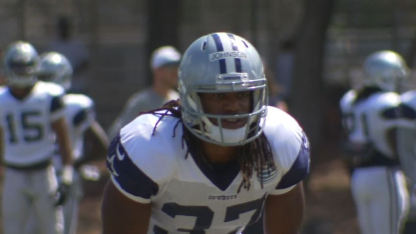 Gus Johnson Cowboys RB