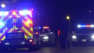 Dallas police say a 42-year-old man was fatally shot early Saturday in the 8100 block of Carbondale Street.