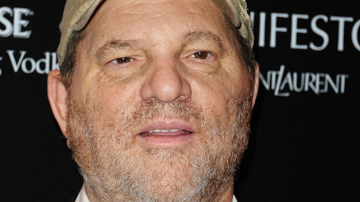 Harvey Weinstein 2012 getty