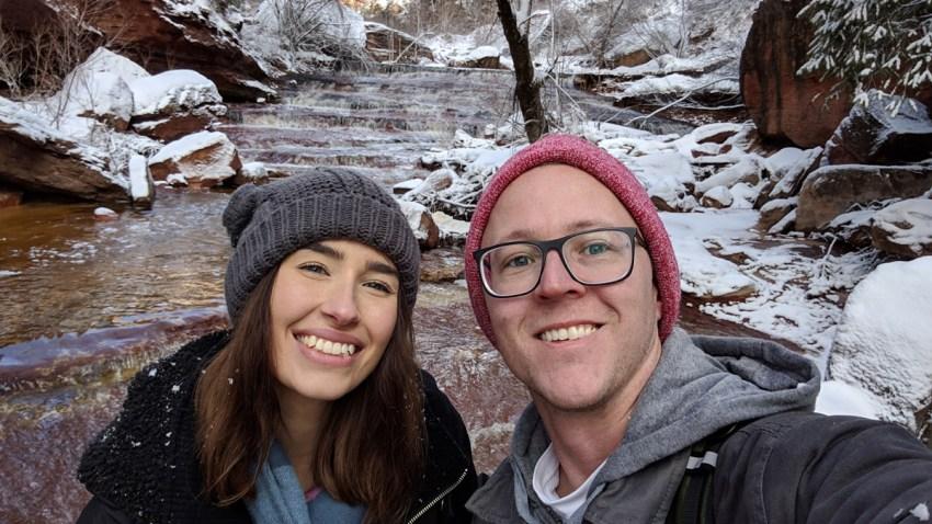 Hiker-Utah