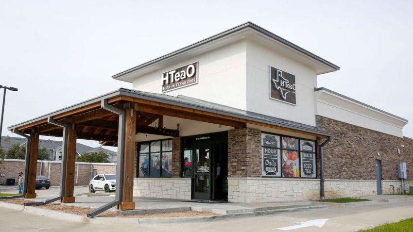 New iced tea business called HTeaO offers 24 flavors of iced tea.