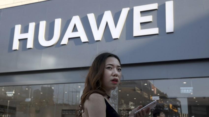 China US Trade Google Huawei