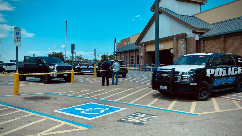 The man suspected of killing his ex-wife Tuesday was found dead Saturday of a self-inflicted gunshot wound in Midlothian, Keller police say.